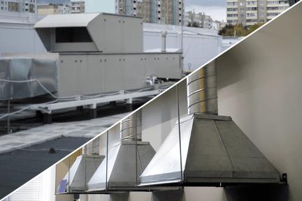100% outdoor air dehumidification systems